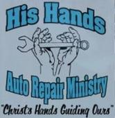His Hands